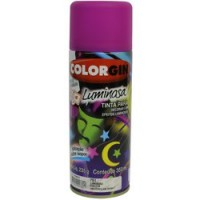 Spray Colorgin Luminosa 761 Violeta 350ml